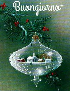 Vintage Christmas Ornaments That Take Us To A Stroll Down Memory Lane 35 Christmas Tree Cards, Old Fashioned Christmas, Christmas Past, Christmas Greetings, Christmas Holidays, Christmas Crafts, Christmas Decorations, Christmas Ornaments, Winter Christmas Scenes