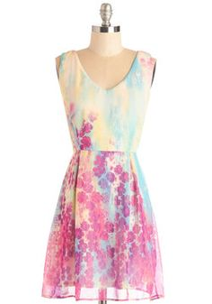 What a Colorful World Dress