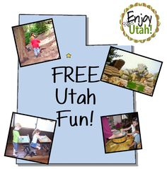 Enjoy Utah!: FREE Utah Events, Activities, and Places