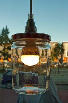 Lamp Jampot   www.popuppicnic.nl