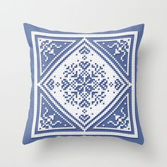 Buy Scandinavian Patterns I by Fischer Fine Arts as a high quality Throw Pillow. Worldwide shipping available at Society6.com. Just one of millions of products available.