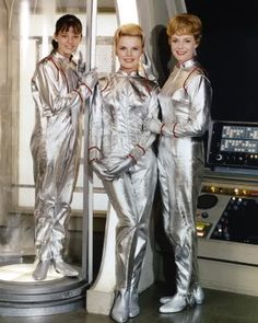 Lost in Space--I wanted June Lockhart to be my mom!