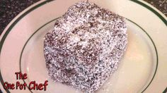 Easy Lamingtons | One Pot Chef