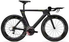 """Cannondale Slice RS - The latest in triathlon-centric bicycles ascribes to the age old """"Narrow is Aero"""" adage"""
