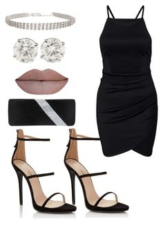 """7/16"" by niaalee ❤ liked on Polyvore featuring Lipsy, Humble Chic and GCGme"