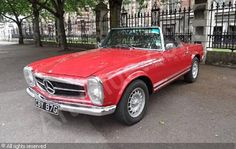 MERCEDES-BENZ Vehicles,1968 Mercedes-Benz 280SL Convertible,Bonhams,Chichester