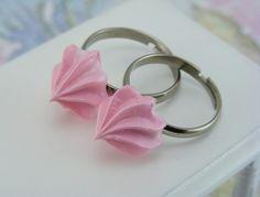 Pink Meringues by Shay Aaron, via Flickr