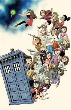 THE DOCTORS COMPANIONS