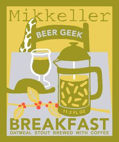 Mikkeller - Breakfast