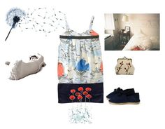 Designer Clothes, Shoes & Bags for Women Dandelion, Nude, Shoe Bag, Polyvore, Stuff To Buy, Shopping, Collection, Design, Women