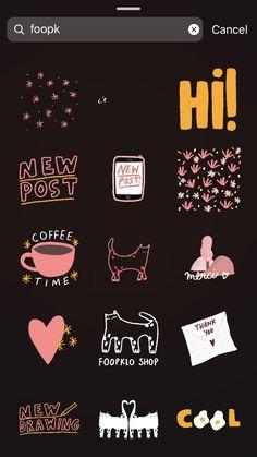 Instagram Feed, Instagram Emoji, Instagram Editing Apps, Instagram And Snapchat, Instagram Story Ideas, Instagram Quotes, Creative Instagram Photo Ideas, Snapchat Stickers, Instagram Highlight Icons