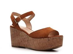 DV by Dolce Vita Odair Wedge Sandal High Heel Sandal Shop Women's Shoes - DSW