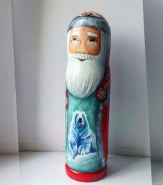 Santa Case for bottle. Nesting Doll. | Куклы и мягкие игрушки, Куклы, По типу | eBay!