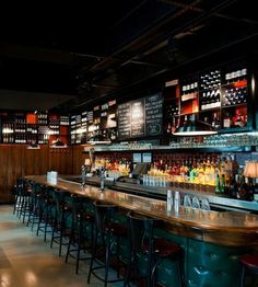 Restaurant Visit: B & B Winepub in Soho : Remodelista