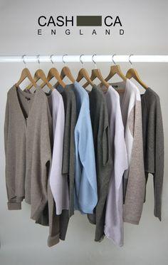 Cashca clothing knitwear new season