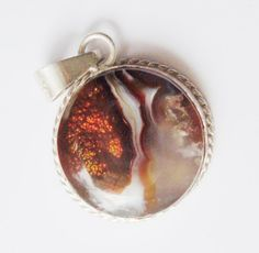 mexican fire agate pendant high quality at low price por fireagate