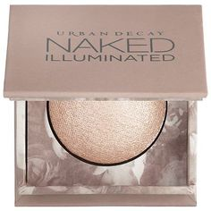 Mini Naked Illuminated Powder - Urban Decay | Sephora