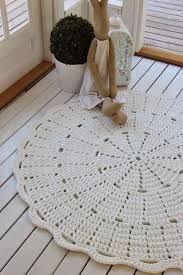 Resultado de imagem para tapete de croche