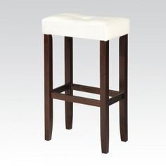 """24""""WH COUNTER H.STOOL"""