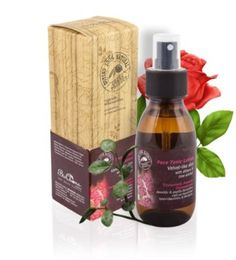 Rose water- face tonic lotion 100ml - hydrating rose water spray