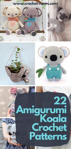 Crochet Animal Patterns, Stuffed Animal Patterns, Crochet Patterns Amigurumi, Crochet Animals, Crochet Toys, Crochet Baby, Crochet Clothes, Free Pattern, Knitting
