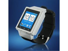 """Android Smart Watch S6 comes with a 1.54"""" 3G WCDMA / GSM Wristwatch Bluetooth Cell Phone Dual Core 2MP GPS WIFI. So you can see that this product is good enough as a smart watch. Also the item is on sale at the moment with a discount. This product comes with a one year warranty. You can check it by visiting http://www.ismartwatchshop.com/watch-phone/10015"""