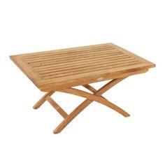 Westminster Teak Folding Coffee Table