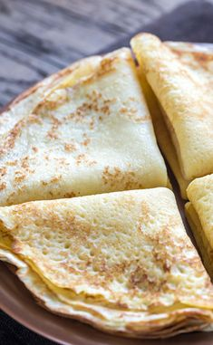 Gluten-free and lactose-free pancakes- Crêpes sans gluten et sans lactose Glut… - Lactose Free Diet Easy Meatloaf Muffins Recipe, Best Easy Meatloaf Recipe, Beef Meatloaf Recipes, Meat Loaf Recipe Easy, Lactose Free Pancakes, Lactose Free Diet, Sem Lactose, Simple Muffin Recipe, Healthy Muffin Recipes