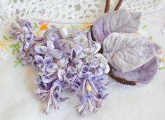Velvet Lavender forget me knots