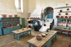 Servants quarters at Brodsworth Hall South Yorkshire - Google Search