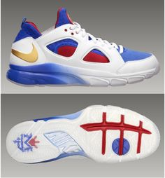 Manny Pacquiao Nike Zoom Huarache TR... the Pride of the Philippines