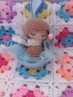 Lalylala baby Annemarie Evers /mani di Anne