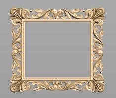 A212 Mirror Photo Frames, Wall Mirror, Bedroom False Ceiling Design, Living Room Sofa Design, House Front Design, Wood Carving, Wooden Frames, Interior Decorating, Ganesh