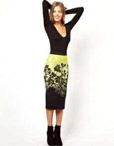 Discover new clothes and latest trends in women's clothing at ASOS. Shop the newest women's clothes, dresses, tops, skirts and more. Order now at ASOS. Skirt Fashion, Love Fashion, Fall Fashion, Style Fashion, Fashion Ideas, Fashion Trends, Petite Pencil Skirt, Asos Skirts, Asos Petite