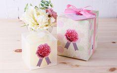 [바보사랑] 예쁜 포장으로 감동을 두배로~ /스승의날/어버이날/선물/포장/가정의달/라벨/스티커/카네이션/Gift/packaging/labels/sticker/Carnation
