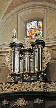 Cracovie - Krakow - ( Pologne ) Basilique St Michel Archange ( Pères de St Paul ) Bazylika św. Michałowi Archaniołowi Anonyme, 1762 - Truszczyński, 1984