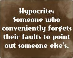 nosey people quotes | Hypocrites..