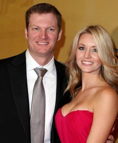 Dale Earnhardt Jr & His Girlfriend Amy Reimann