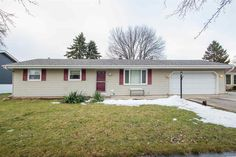 2533 Andre Ave  Janesville , WI  53545  - $144,900  #JanesvilleWI #JanesvilleWIRealEstate Click for more pics