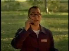 This is a tv ad for verizon. It's called can you hear me now and its from 2008. This ad was very influencial because everyone remembers this slogan. It features their services by saying that you can get serveice anytime, anywhere.
