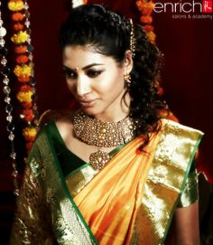 Sneak-Peak from #Enrich #bridal shoot, #makeup & #hair by Taniyaa Khanna & Sareena Acharya respectively.  Stay tuned for more.