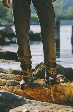 The Hazel Highway is as rich and beautiful as it is rugged. #timberland #inmyelement