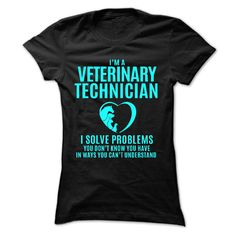 Veterinary Technician - Solve Problem