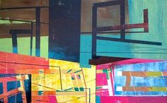 Jim Harris: Untitled. #art #arte #painting