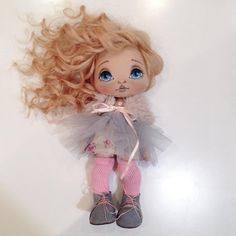 Играюсь пока еще не уехала #кукла #куклы #куколка #олли #авторскаякукла…