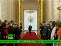 La investidura de Vladímir Putin VIDEO AMPLIADO Vladimir Putin, Videos, Youtube, Mirror, Home Decor, Presidents, Latin America, Live, Celebs