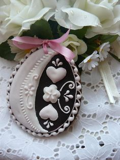 Top 18 Easter Cookie Decor Designs – Best Easy Snack Food For Cheap Party Project - Homemade Ideas No Egg Cookies, Fancy Cookies, Iced Cookies, Easter Cookies, Royal Icing Cookies, Easter Treats, Cookies Et Biscuits, Cupcake Cookies, Easter Biscuits