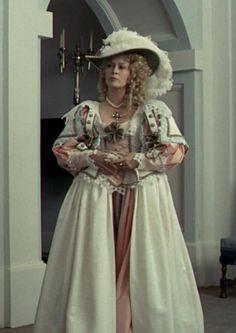 The Three Muskateers -  Milady de Winter – Faye Dunaway - costume designed by Yvonne Blake