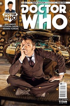 COMIC PREVIEW: Doctor Who: The Tenth Doctor #2.8