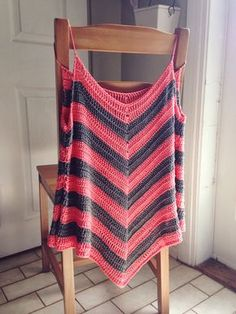 Ravelry: Tropic Summer Top pattern by Sophie and Me-Ingunn Santini